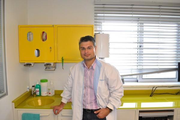 Δρ. Ελευθέριος Π. Καλημέρας